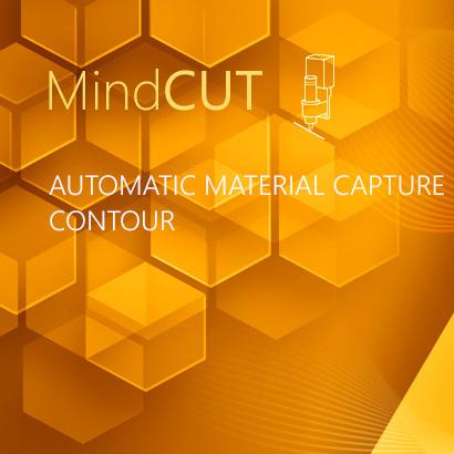 Automatic Material Capture Contour